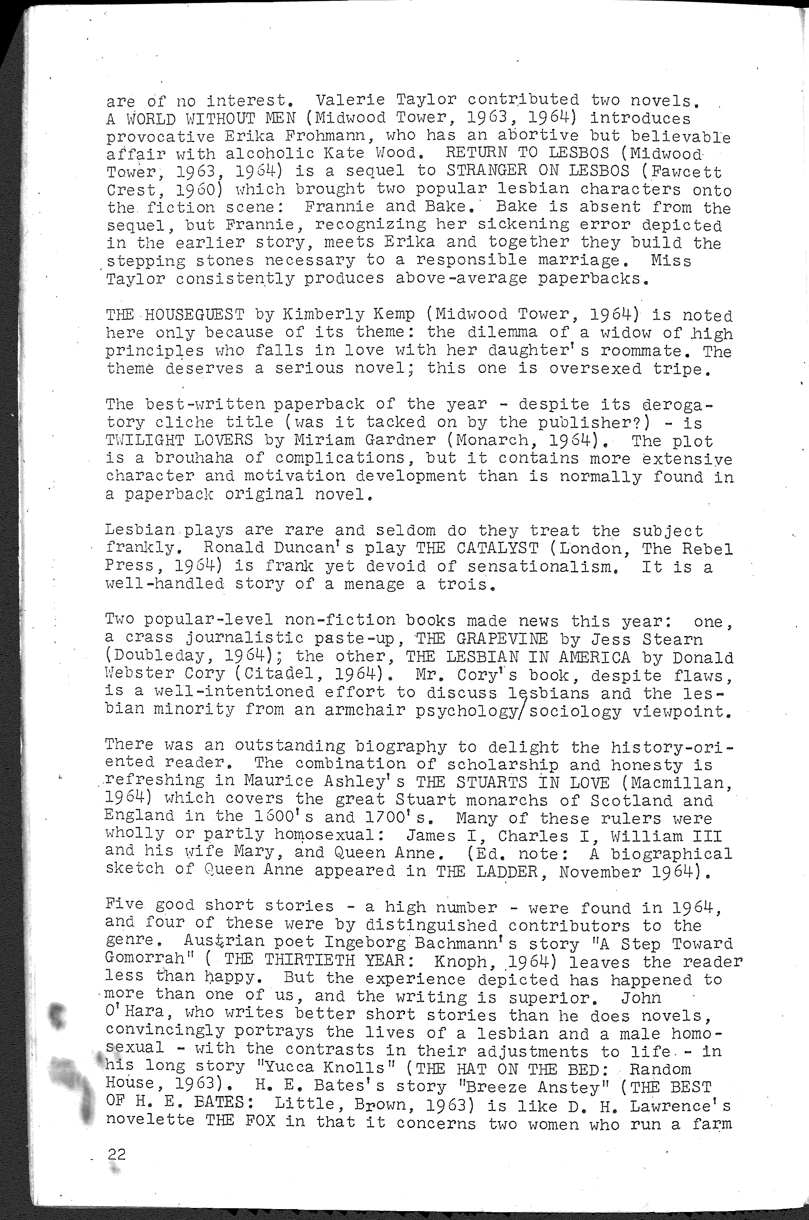 1965 | Alexander Street Documents